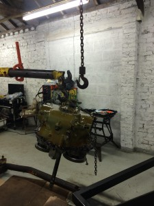 264 gearbox refit 010