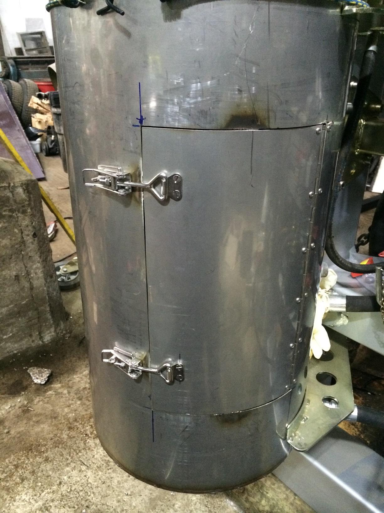 Engine Stand Bristol Hercules Rebuild